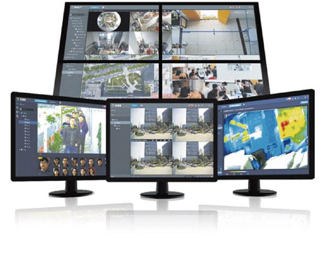 Dahua Technology PC間ネットワークカメラの一括管理管理システム
