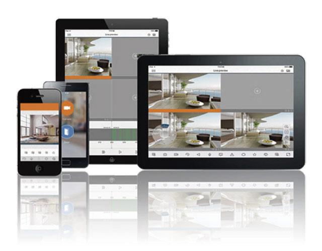 Dahua Technology モバイル間ネットワークカメラの一括管理管理システム