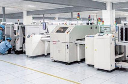 自動SMT生産ライン